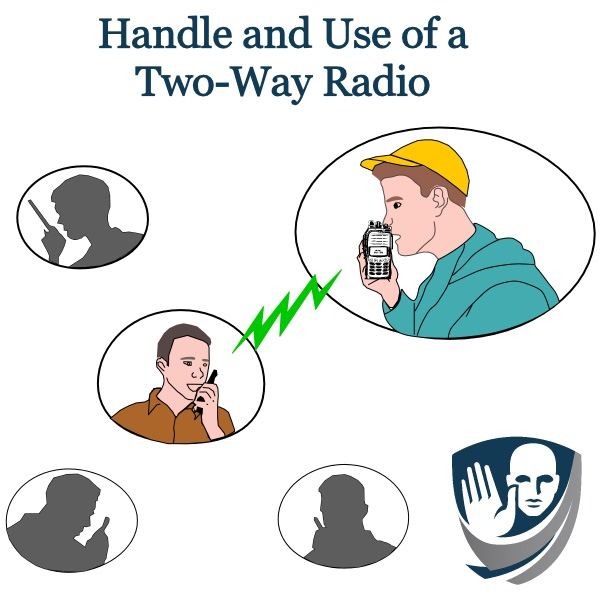 Handle and Use of a Two Way radio Website
